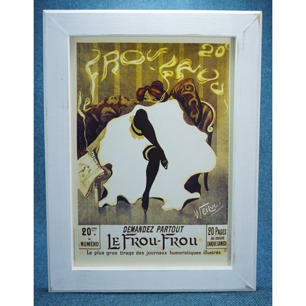 16 ウェィルック パリ カフェ アンティーク アート レプリカ  ギフト 送料無料|funny-gift|02