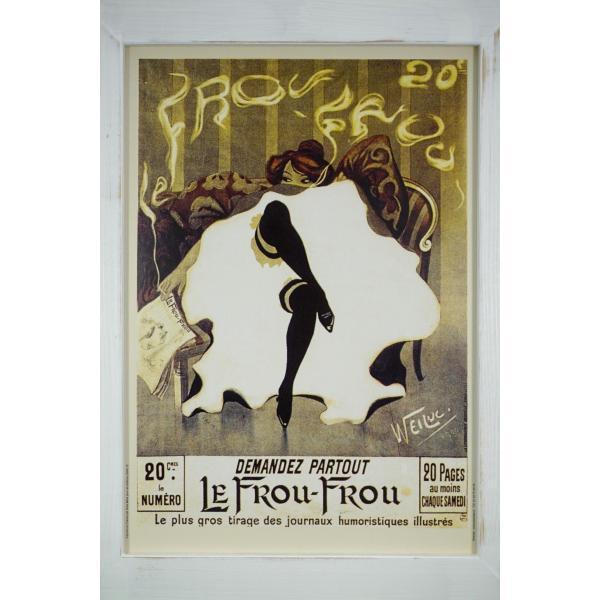 16 ウェィルック パリ カフェ アンティーク アート レプリカ  ギフト 送料無料|funny-gift|03