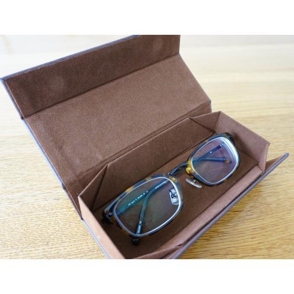 34【M便 200円】ダルトン メガネ 眼鏡 ケース 眼鏡 折りたたみ(3色)ラッピング無料 funny-gift 02
