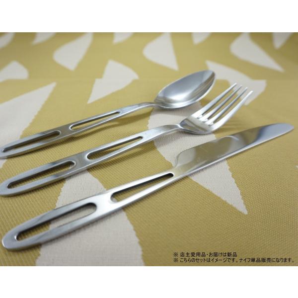 37 ダルトン ディナーナイフ(1本)カトラリー フラットハンドル メール便 200円 funny-gift 04