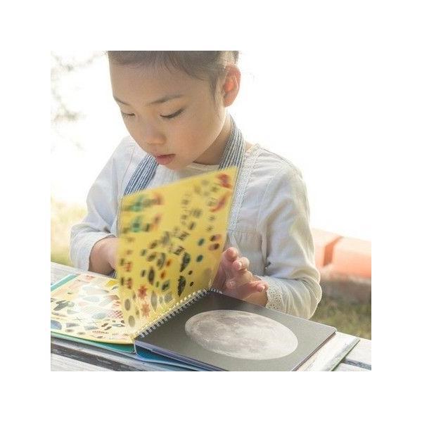 7【送料無料】かおノート 1+2 (2冊セット) 絵本 子ども 知育 メール便|funny-gift|03