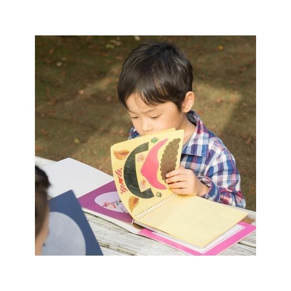 7【送料無料】かおノート 1+2 (2冊セット) 絵本 子ども 知育 メール便|funny-gift|04