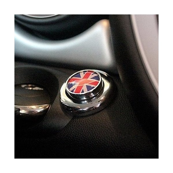 エンジン スタート ボタン カバー BMW MINI メッキリング アクセサリー カスタムパーツ SKYBELL funny-store 04