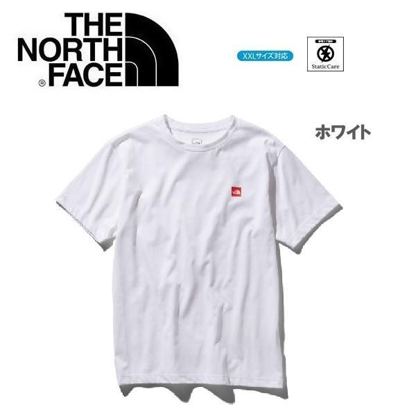 セール メール便可 THE NORTH FACE ノースフェイス スモールボックスロゴTシャツ NT31955 メンズ 半袖 Tシャツ アウトドア|funnybunny|02