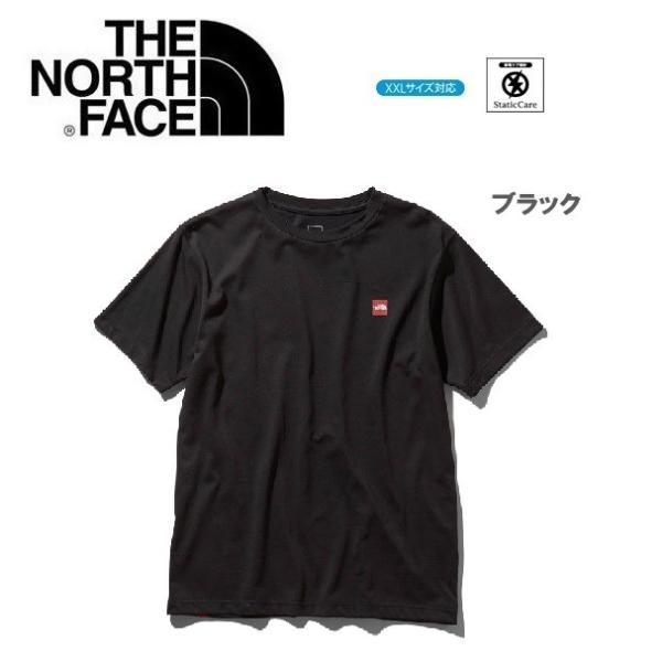 セール メール便可 THE NORTH FACE ノースフェイス スモールボックスロゴTシャツ NT31955 メンズ 半袖 Tシャツ アウトドア|funnybunny|04