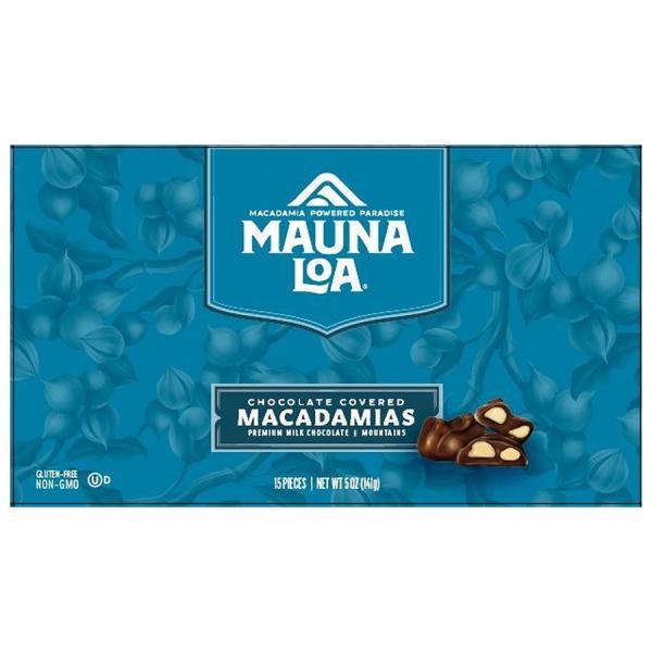 マカダミアナッツ チョコ マウナロア ミルクチョコレート マウンテン 141g