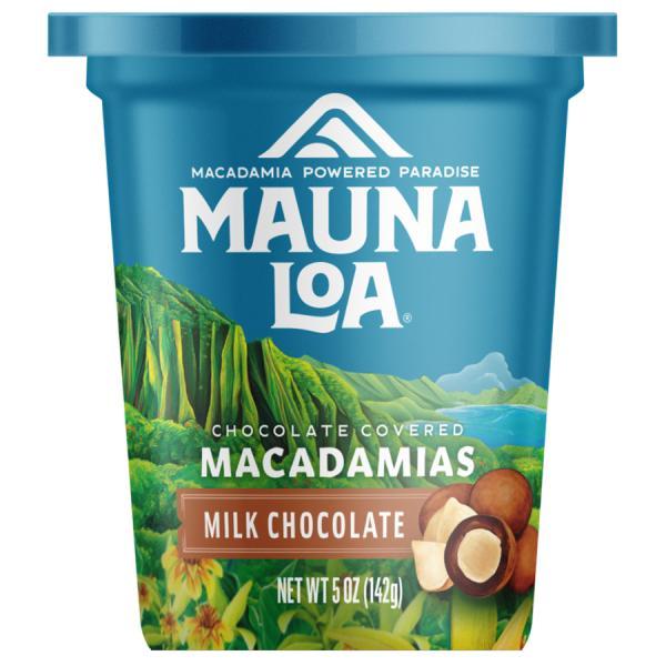 マカダミアナッツ チョコ マウナロア ミルクチョコレート 142g