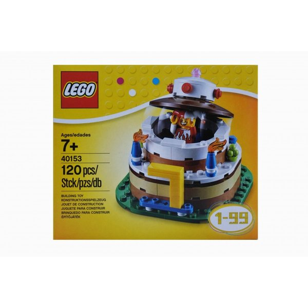 LEGO 40153 Birthday Decoration Cake Set Funtore