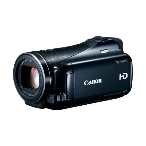 Canon デジタルビデオカメラ iVIS HF M43 IVISHFM43 光学10倍 光学式手ブレ furatto
