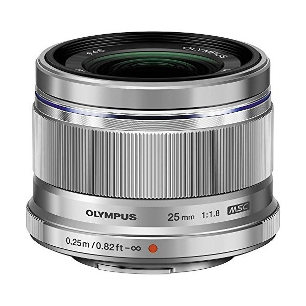 Olympus M.Zuiko Digital - Lens - 25 mm - f/1.8 PREMIUM - Micro Four Th|furatto