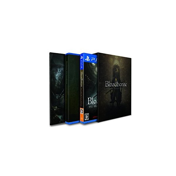 【PS4】Bloodborne The Old Hunters Edition 初回限定版|furatto
