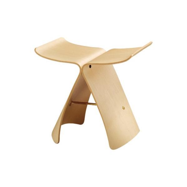 バタフライスツール 天童木工 柳宗理 ローズウッド メープル furniture-direct 05