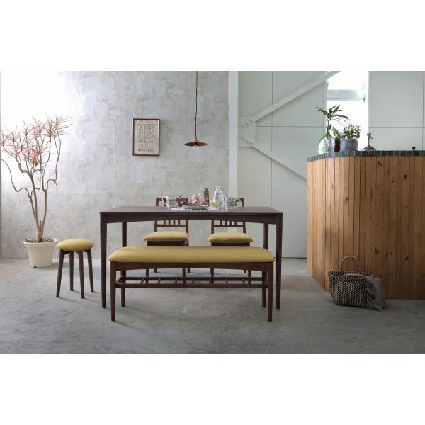 エモ ダイニングベンチ emo カントリー風 素朴な家具 新エモ|furniture-direct|06