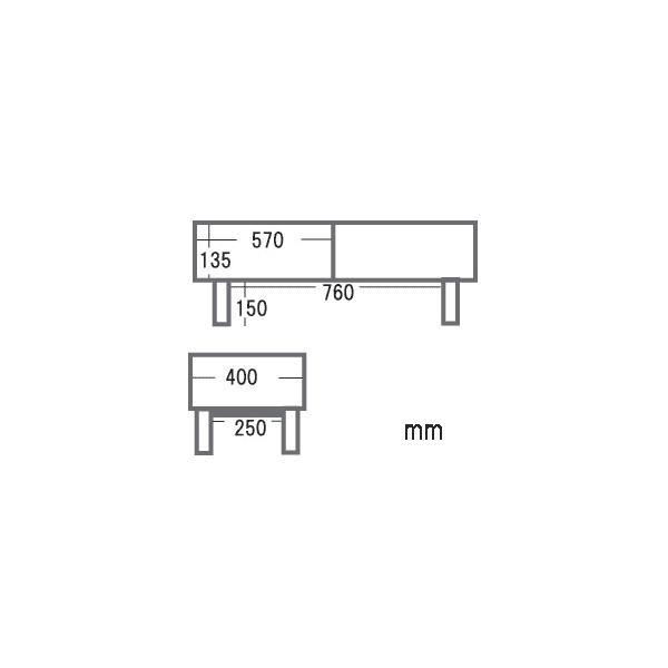 エモ EMO テレビボード ショート emo カントリー風の素朴な家具  emk-2061|furniture-direct|03