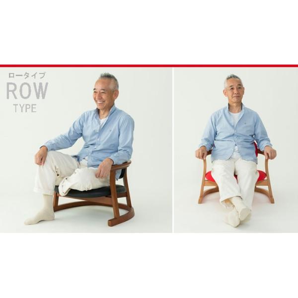 かに座 PLUS 座椅子 ロウタイプ 低いタイプ |furniture-direct|11