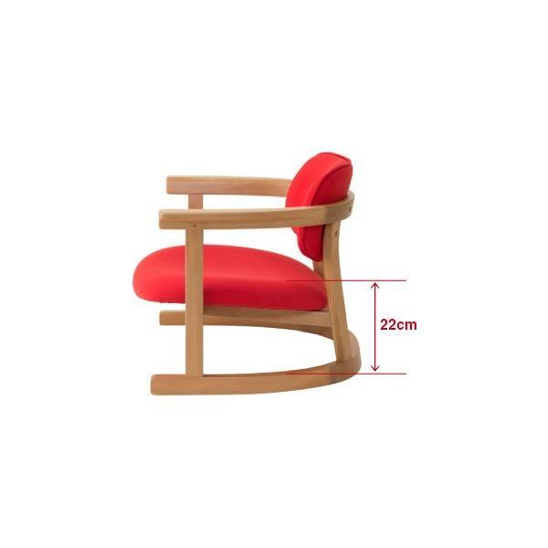 かに座 PLUS 座椅子 ロウタイプ 低いタイプ |furniture-direct|04