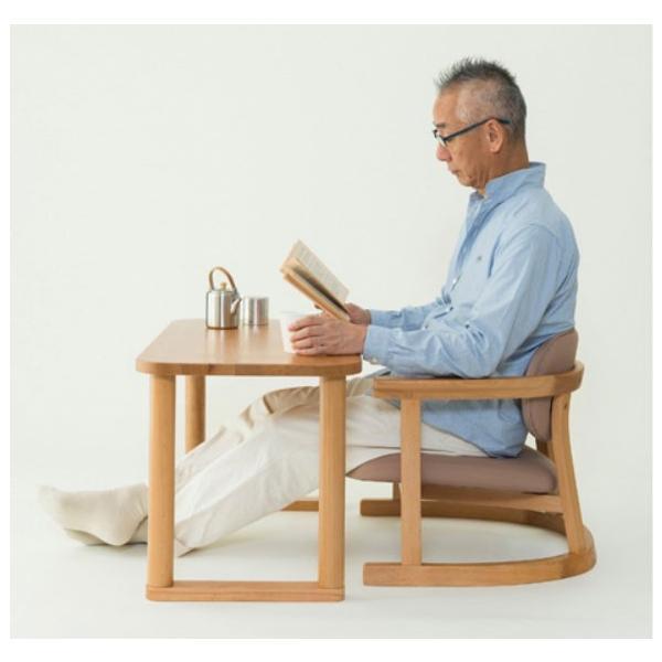 かに座 PLUS 座椅子 ロウタイプ 低いタイプ |furniture-direct|05