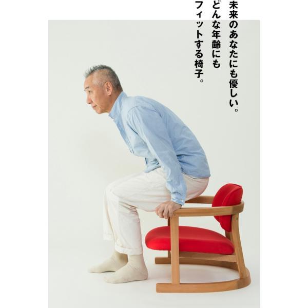 かに座 PLUS 座椅子 ロウタイプ 低いタイプ |furniture-direct|07