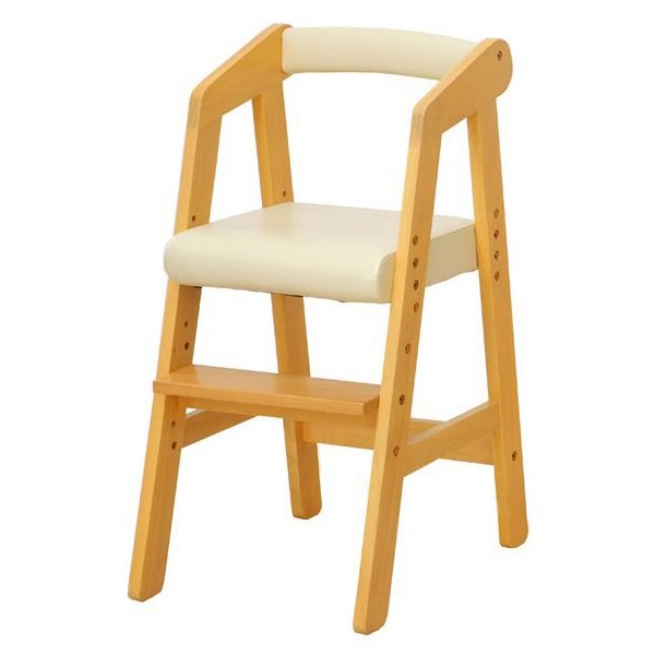 ネイキッズ キッズ キッズハイチェアー KDC-2442NA 子供チェア お祝いに人気 furniture-direct