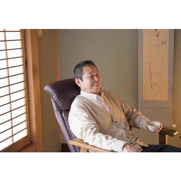 高座椅子 凛 レザータイプ YS-1900HR 日本製 人気の椅子|furniture-direct|17