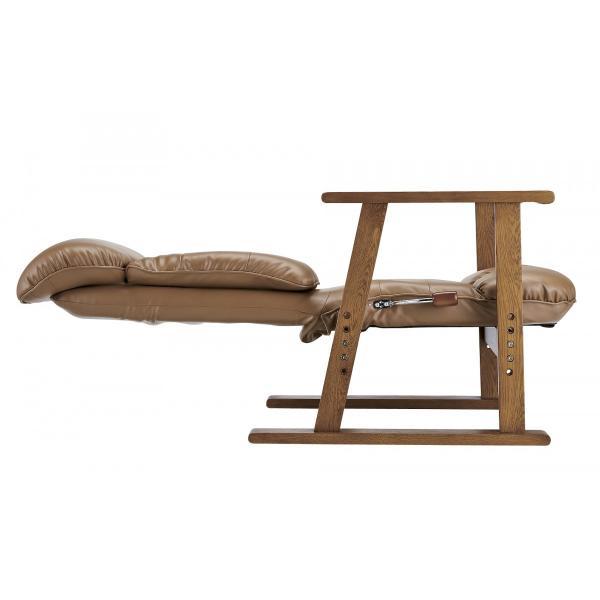 高座椅子 凛 レザータイプ YS-1900HR 日本製 人気の椅子|furniture-direct|19
