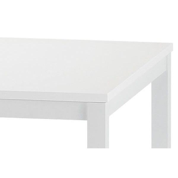ダイニングテーブル ダイニング テーブル リビング 食卓 おしゃれ ホワイト 75×75×70cm RD-T1590|furniture-direct|03