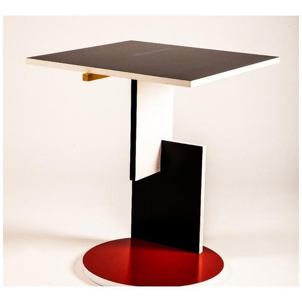 シュローダー1 リートフェルト テーブル Schroeder1 イタリア製 スチールライン社|furniture-direct|06