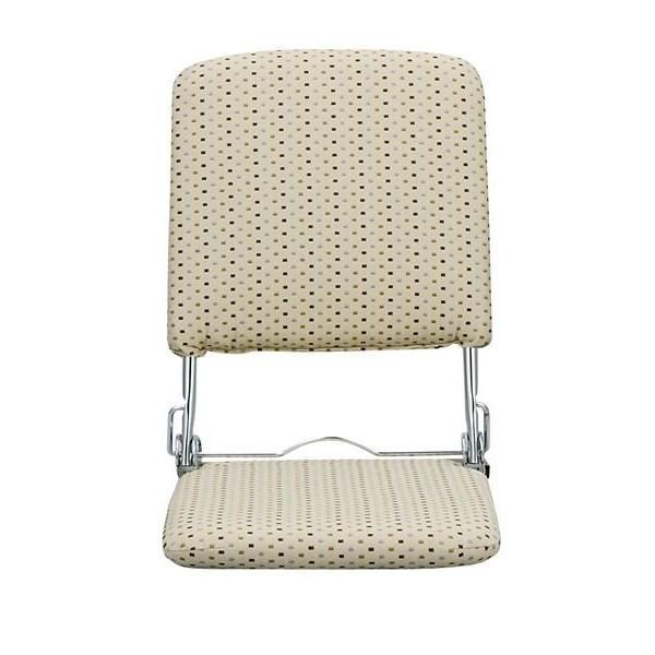日本製 座椅子 肘なし おしゃれ座椅子 和風にも洋風にもあいます|furniture-direct|04
