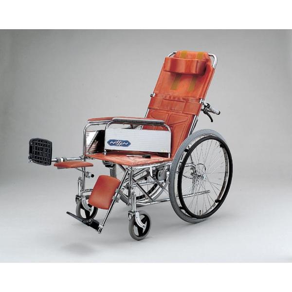 リクライニング自走車いす ND-15 標準 / 座幅40cm R-107 1台|furnitures