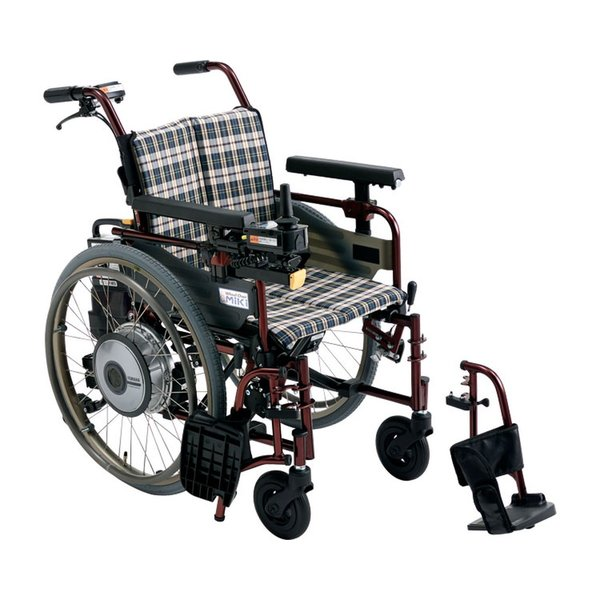 電動車いす M-JWX1 Plus(介助操作部有) / #A-2 ニッケル水素バッテリー 1台|furnitures