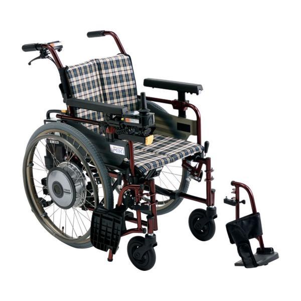 電動車いす M-JWX1 Plus(介助操作部有) / #A-4 ニッケル水素バッテリー 1台|furnitures