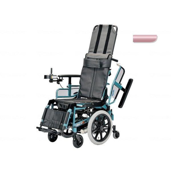 電動リクライニング車いす NEO-PRリクラ プリティピンク 4.5km仕様・座幅40cm|furnitures
