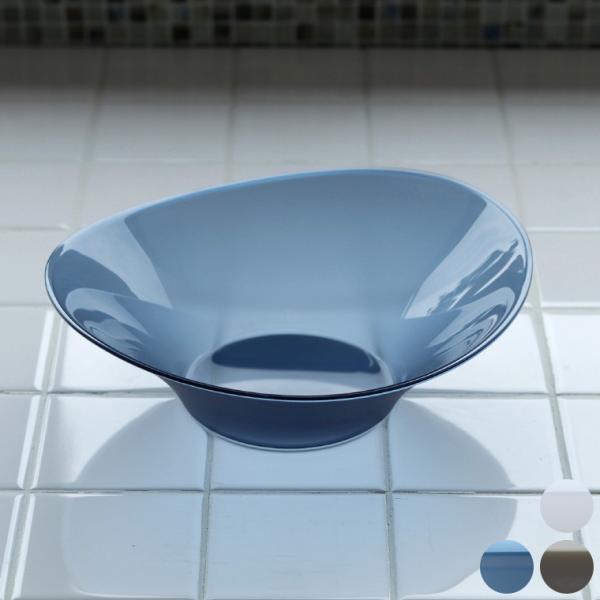 ウォッシュボウル「Foschia(フォスキア)」洗面器【クリア 透明 風呂桶 ウォッシュボール 湯桶 手桶 湯おけ 手おけ 洗面おけ 青 シンプル おしゃれ 結婚祝い】