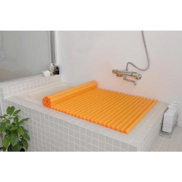 風呂ふた 東プレ 送料無料 カラーAg抗菌イージーウェーブ L14 75×140cm用風呂ふた