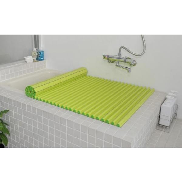風呂ふた 東プレ 送料無料 カラーAg抗菌イージーウェーブ L16 75×160cm用風呂ふた