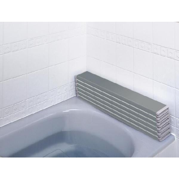風呂ふた 東プレ セミオーダーAg折りたたみ風呂ふた75×289cm用