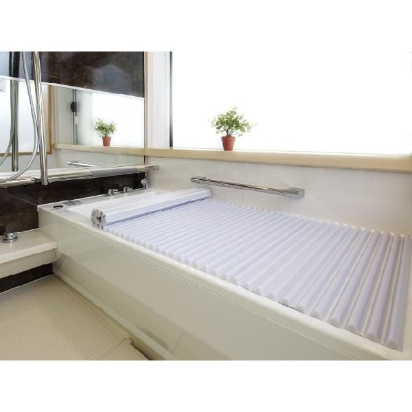 風呂ふた  東プレ 送料無料  セミオーダー風呂ふた イージーウェーブ90×111.1・114.5・117.7cm用