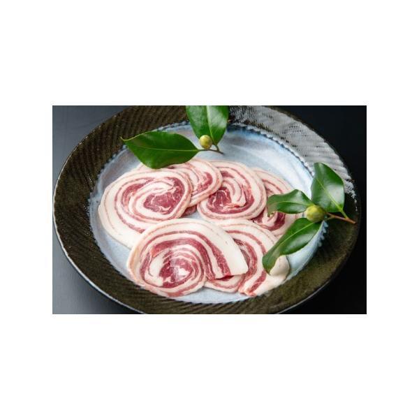 ふるさと納税GB-05猪肉バラ500g鳥取県大山町