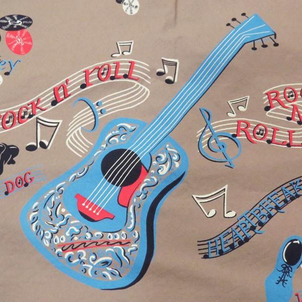 スターオブハリウッド Star☆OF HOLLYWOOD ROCK'NROLL GUITAR 半袖オープンシャツ【SH38117】115番色(グレー) furutaka 06