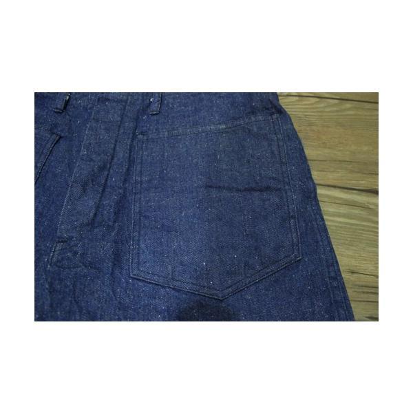【売切れ】ユニオンサプライ UNION SUPPLY 12オンス AHINA WORK PANTS【US41490】421番色(ワンウォッシュ) furutaka 04