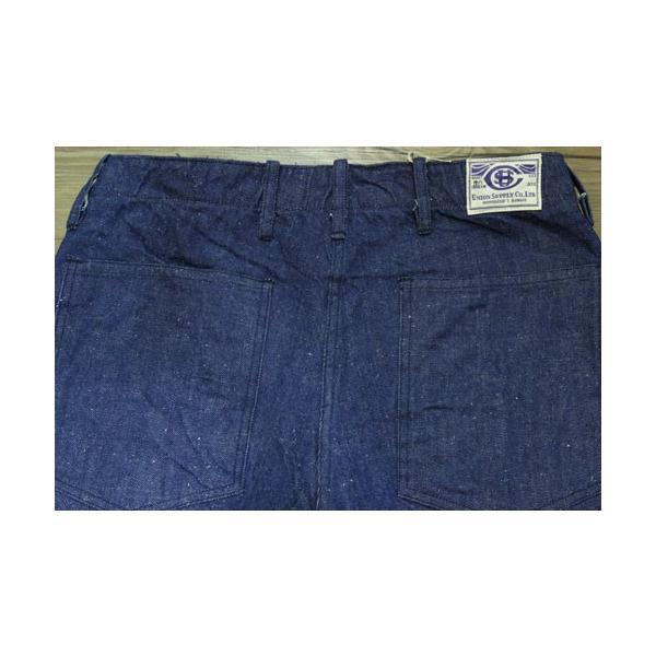 【売切れ】ユニオンサプライ UNION SUPPLY 12オンス AHINA WORK PANTS【US41490】421番色(ワンウォッシュ) furutaka 05