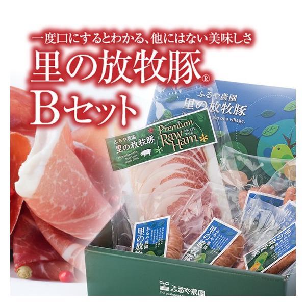 里の放牧豚 Bセット furuyanouen