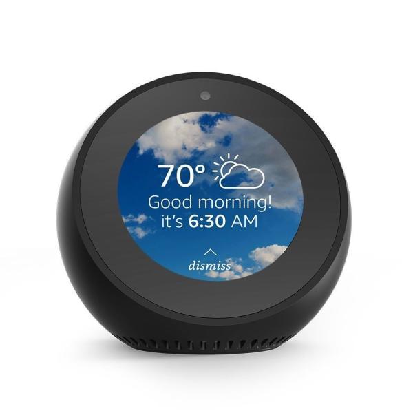 セット販売 送料無料 Amazon echo spot アマゾンエコースポット 本体 第2世代 10台セット スマートスピーカー AI|fusigi