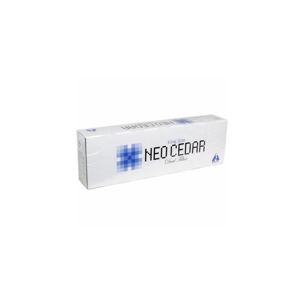 第(2)類医薬品 ネオシーダーキングサイズ20本入×10箱(1カートン)*配送分類:1