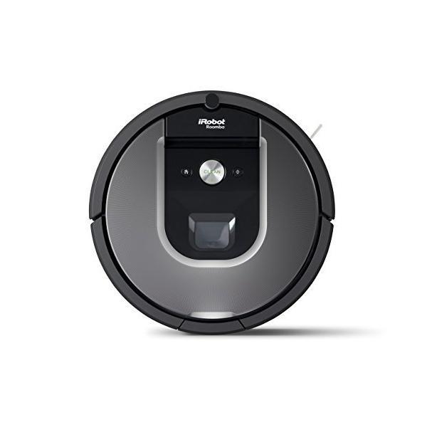 iRobot ロボットクリーナー ルンバ960 メッドシルバー R960060 R960060 futaba88