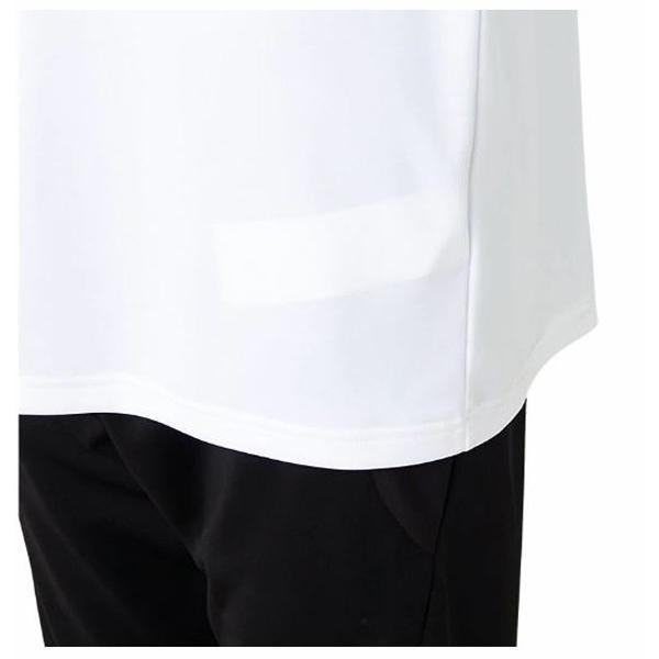アシックス asics ワンポイントTシャツ 2031A664 メンズ トレーニング ウエア Tシャツ ランニング ジョギング 部活練習着 洗い替え バスケ バレー|futabaathlete|06