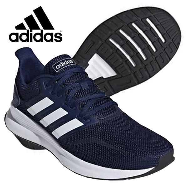 【送料無料】アディダス adidas FALCONRUN M F36201 メンズ ランニングシューズ ジョギング 初心者向け ランニング 趣味 2E幅 ブルー 青 2019年春夏
