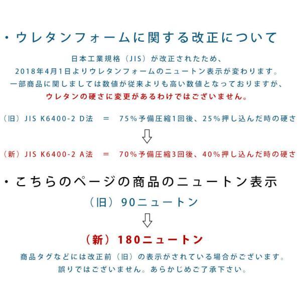 西川 健康敷きふとん シングル 80mm 日本製 凹凸プロファイルウレタン 体圧分散 敷き布団 専用カバー付き|futon|12