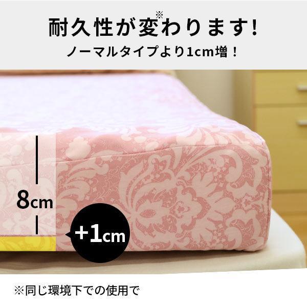 西川 健康敷きふとん ダブル 90mm 日本製 凹凸プロファイルウレタン 体圧分散 敷き布団 専用カバー付き|futon|12