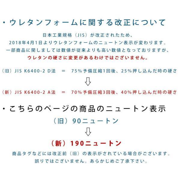 西川 健康敷きふとん シングル 90mm 日本製 凹凸プロファイルウレタン 体圧分散 敷き布団 専用カバー付き|futon|13
